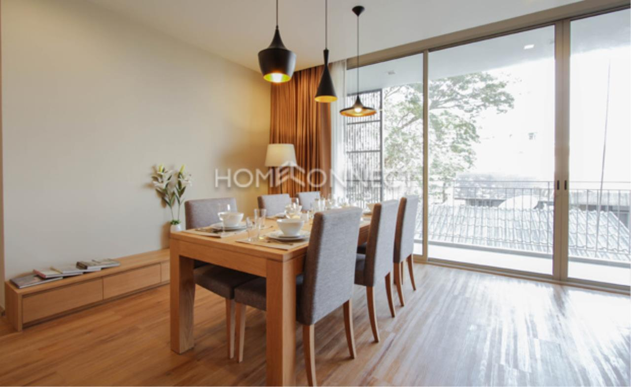 Home Connect Thailand Agency's Sirivit Residence Apartment for Rent 5