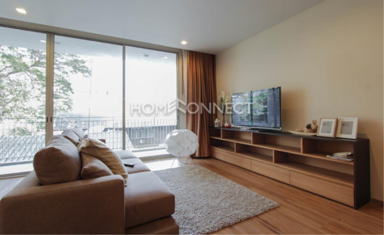 Home Connect Thailand Agency's Sirivit Residence Apartment for Rent 1