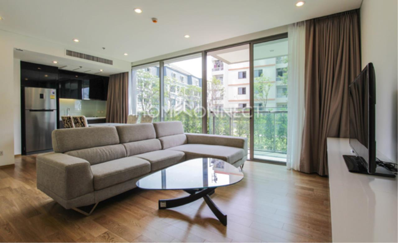 Home Connect Thailand Agency's The Breeze Sathorn - Narathiwas Condominium for Rent 1