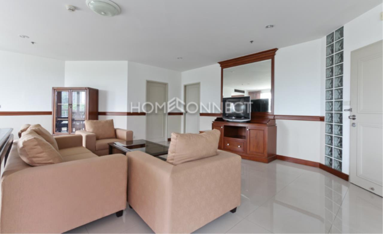 Home Connect Thailand Agency's P. W. T Mansion Apartment for Rent 1