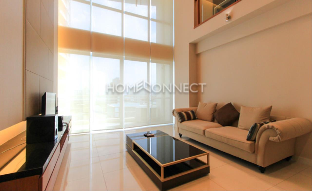 Home Connect Thailand Agency's The Rajdamri Condominium for Rent 9