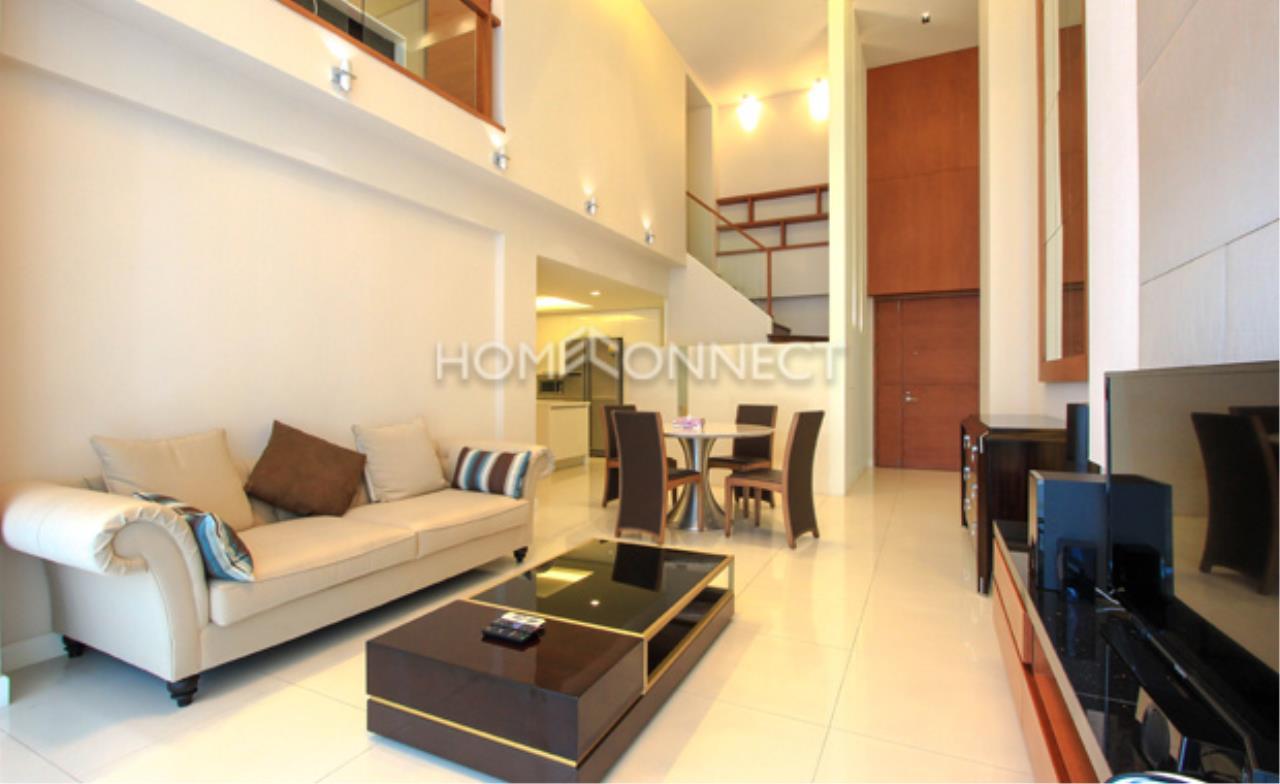 Home Connect Thailand Agency's The Rajdamri Condominium for Rent 1