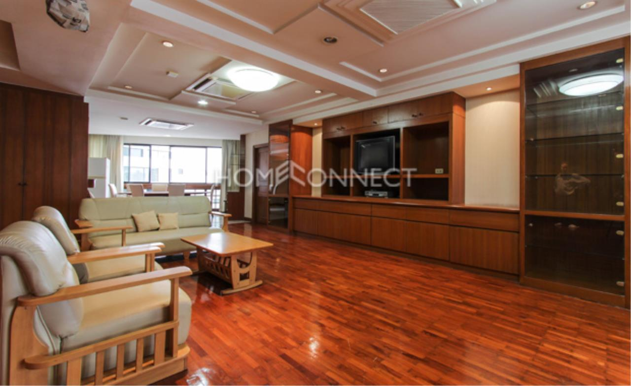 Home Connect Thailand Agency's President Park Condominium for Rent 1