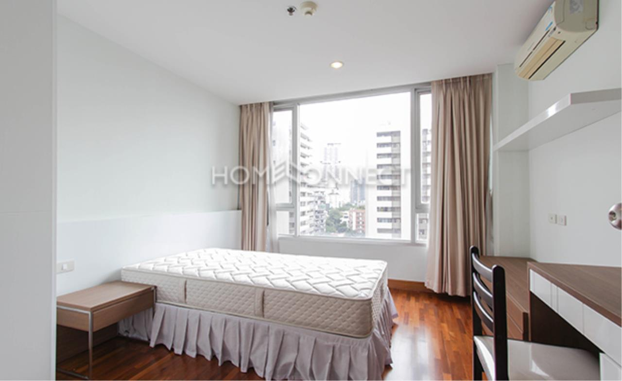 Home Connect Thailand Agency's Queen's Park View Apartment for Rent 5