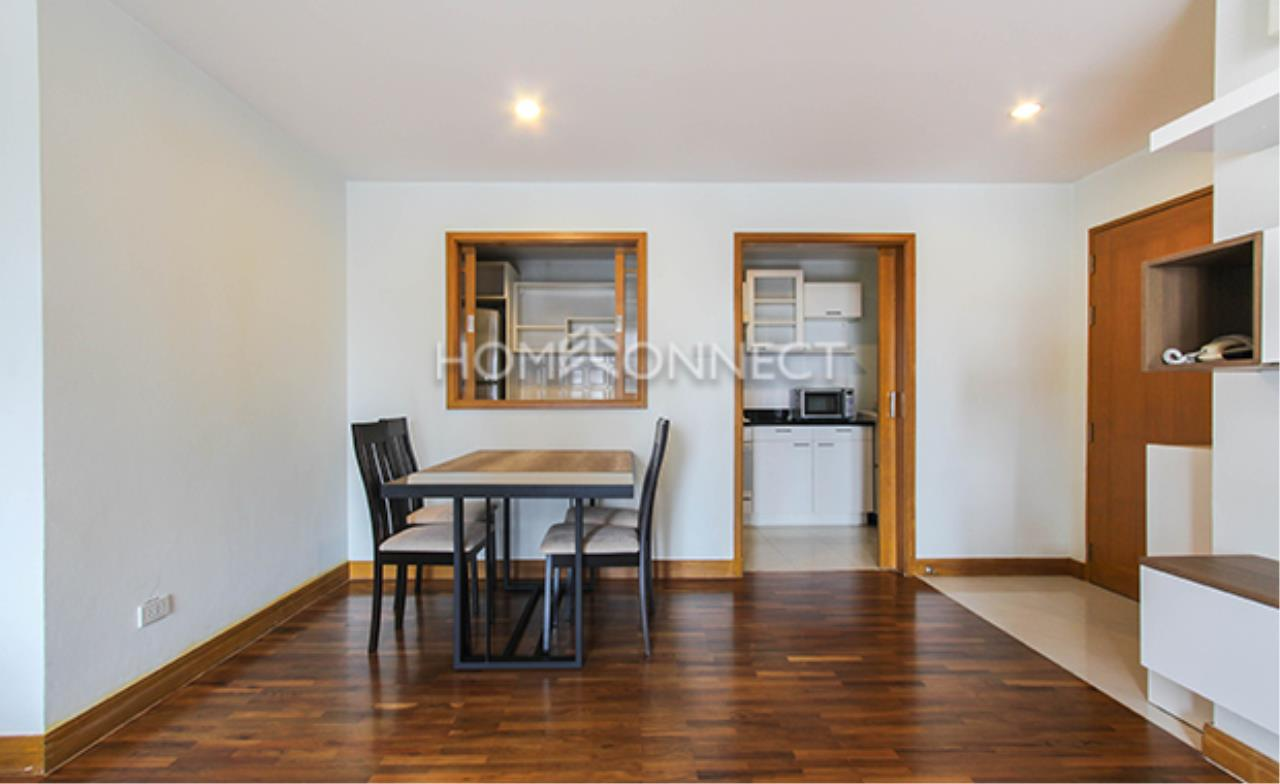 Home Connect Thailand Agency's Queen's Park View Apartment for Rent 7