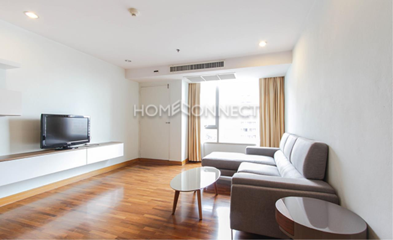Home Connect Thailand Agency's Queen's Park View Apartment for Rent 8