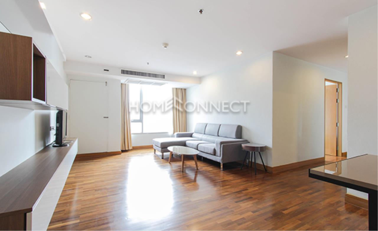Home Connect Thailand Agency's Queen's Park View Apartment for Rent 1