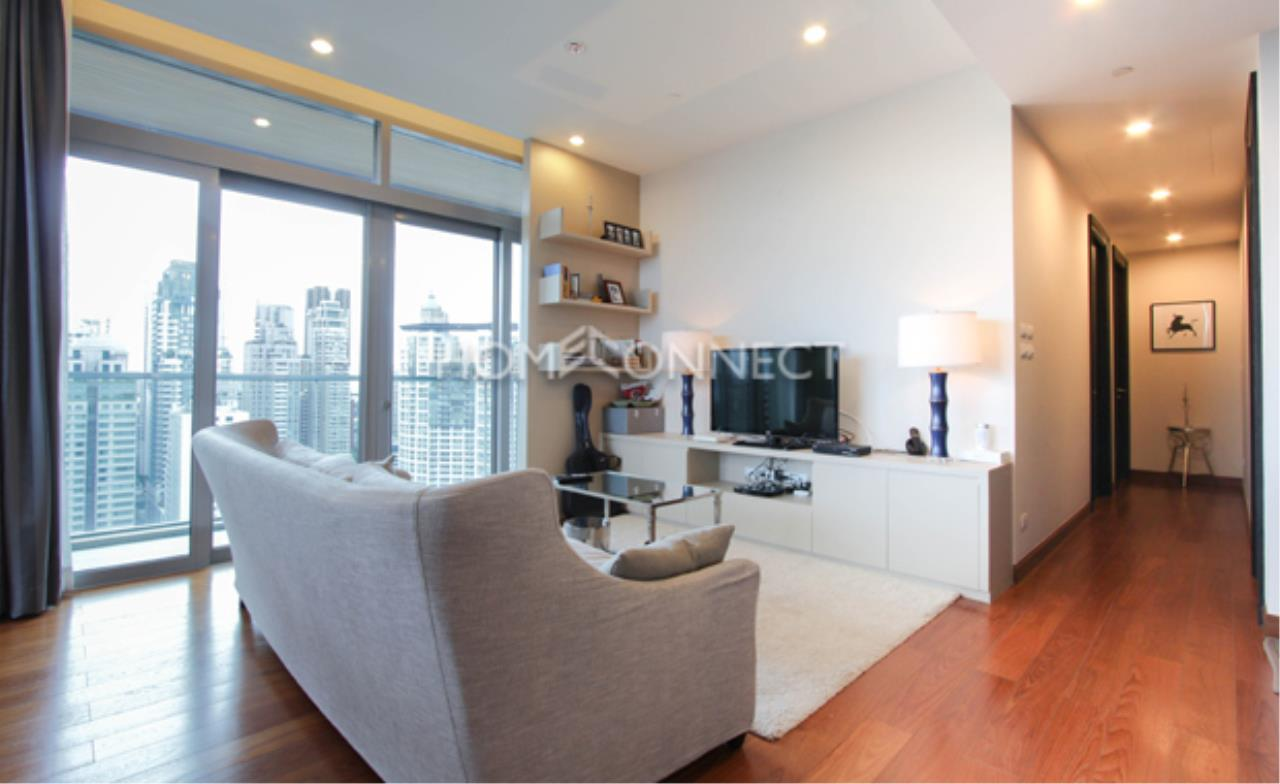 Home Connect Thailand Agency's Oriental Residence Condo Condominium for Rent 10