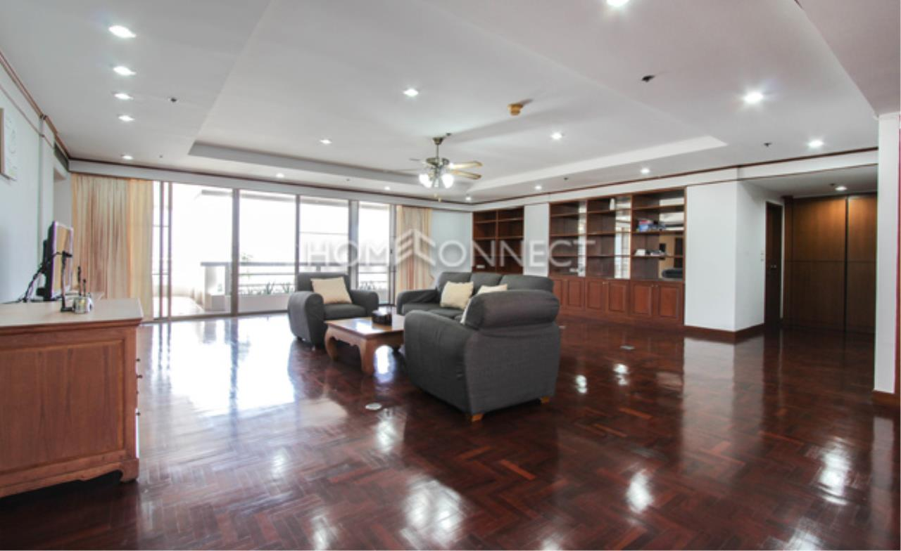 Home Connect Thailand Agency's Promsuk Condo Condominium for Rent 1