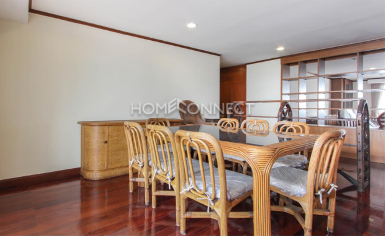 Home Connect Thailand Agency's Regent on the Park II Condominium for Rent 7