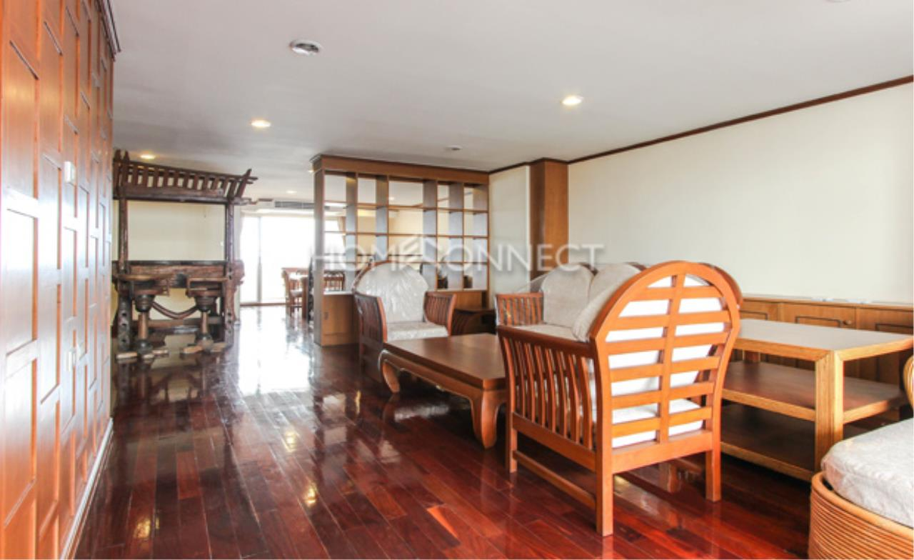 Home Connect Thailand Agency's Regent on the Park II Condominium for Rent 12