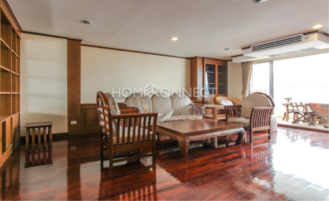 Home Connect Thailand Agency's Regent on the Park II Condominium for Rent 1