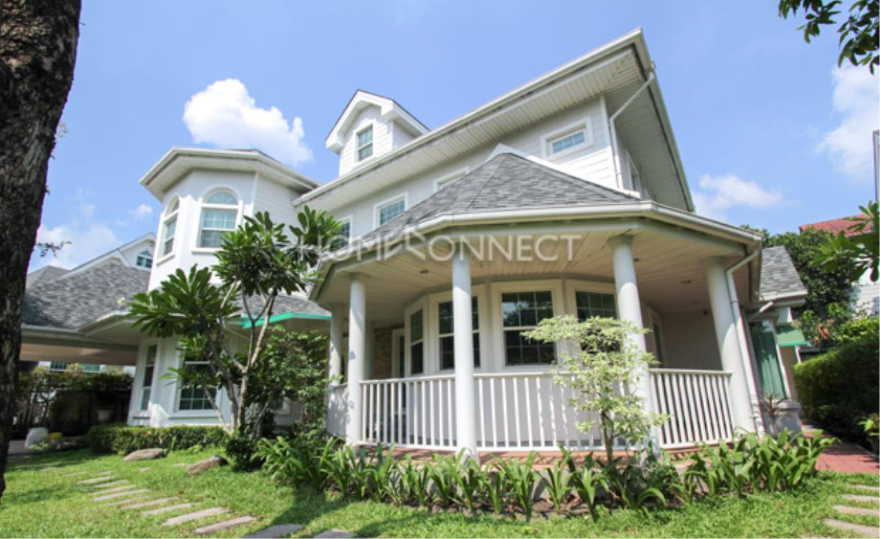 Home Connect Thailand Agency's Moobaan The Privilege Residence Bangna 1