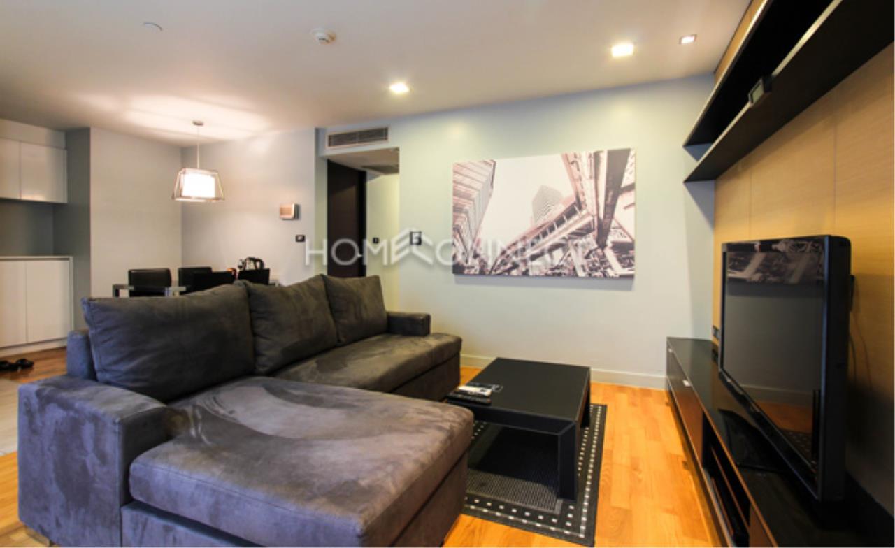 Home Connect Thailand Agency's Quad Silom Condominium for Rent 1