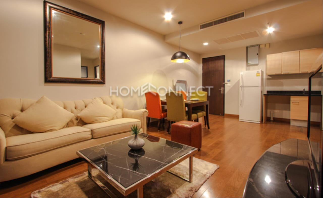 Home Connect Thailand Agency's The Address Chidlom Condominium for Rent 1
