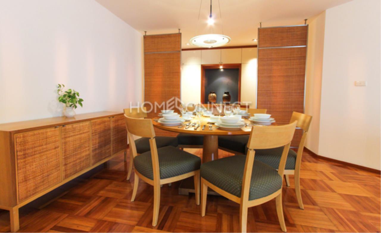 Home Connect Thailand Agency's Bangkok Garden Apartment for Rent 5