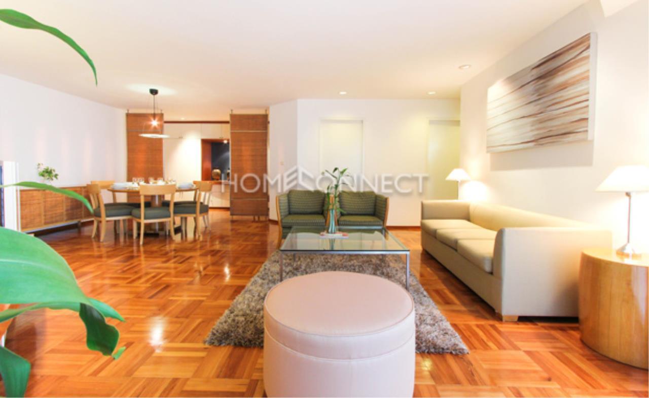 Home Connect Thailand Agency's Bangkok Garden Apartment for Rent 1