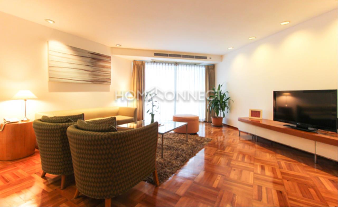 Home Connect Thailand Agency's Bangkok Garden Apartment for Rent 10