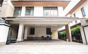 Baan Sansiri House In Compound For Rent