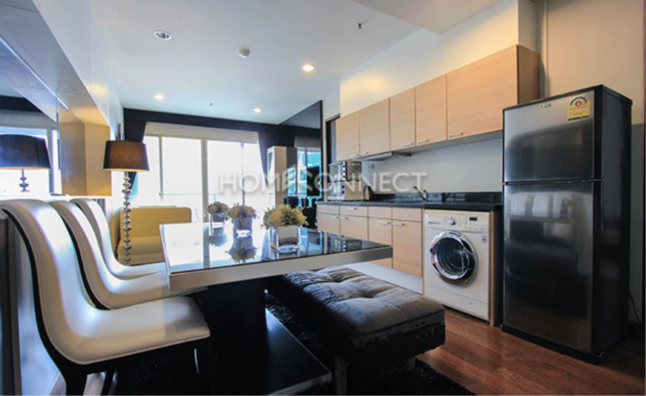 Home Connect Thailand Agency's The Address Chidlom Condominium for Rent 4