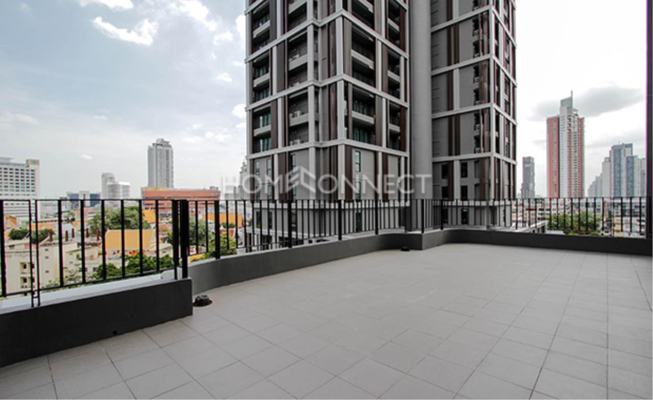 Home Connect Thailand Agency's Somerset Ekamai Condominium for Rent 2