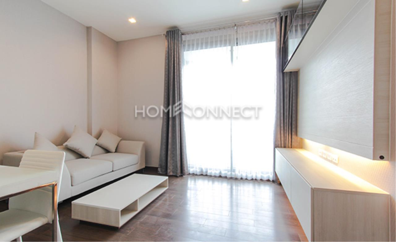 Home Connect Thailand Agency's Q Asoke Condominium for Rent 1