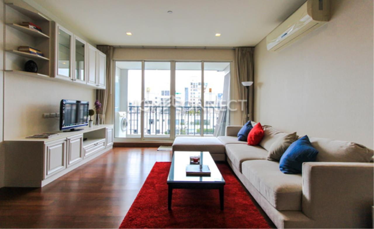 Home Connect Thailand Agency's Ivy Thonglor Condominium for Rent 1