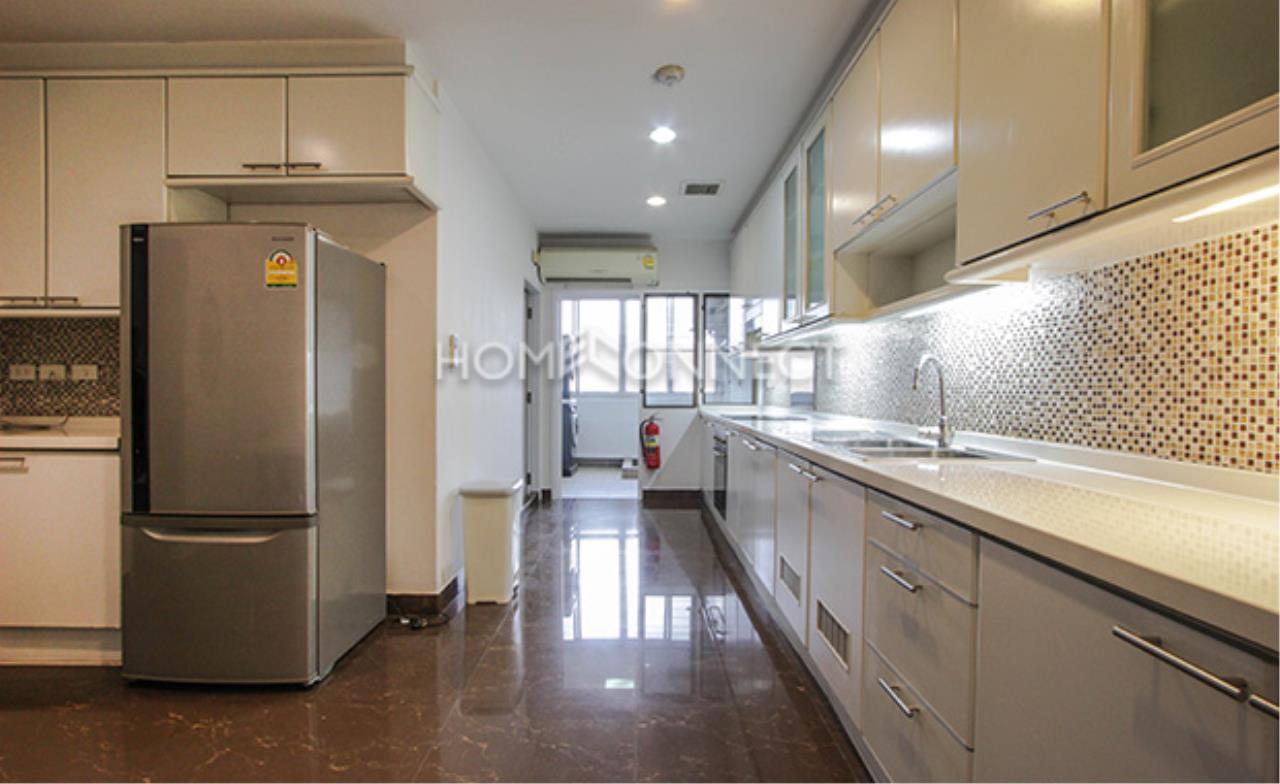 Home Connect Thailand Agency's Baan Yenarkard Condominium for Rent 8