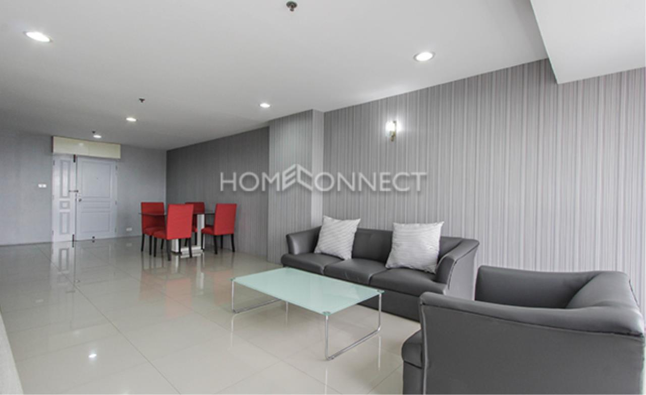Home Connect Thailand Agency's Water Ford Diamond Condominium for Rent 1