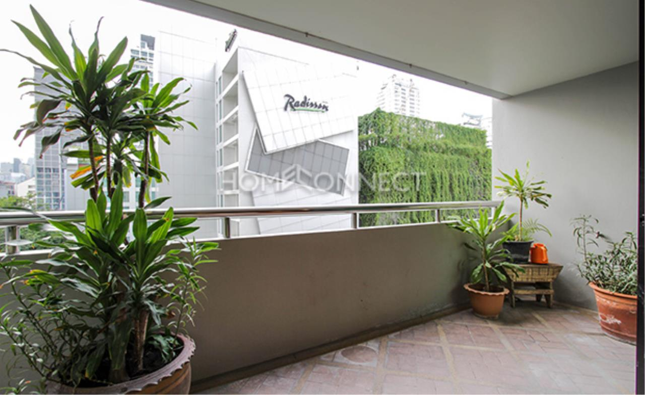 Home Connect Thailand Agency's Insaf Tower II Condominium for Rent 2