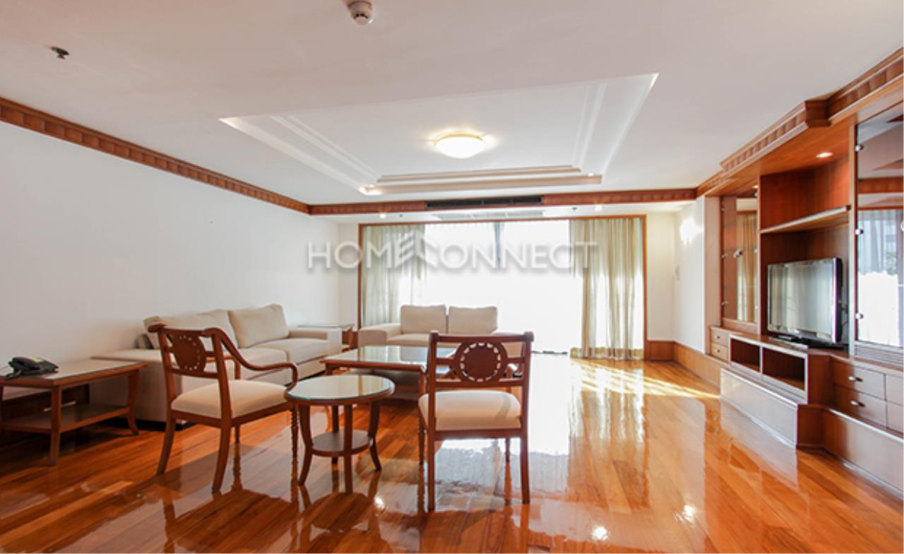 Home Connect Thailand Agency's Insaf Tower II Condominium for Rent 1