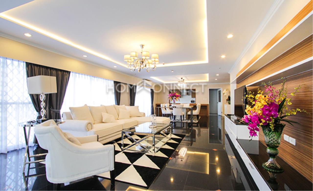 Home Connect Thailand Agency's Sathorn Park Place Condominium for Rent 11