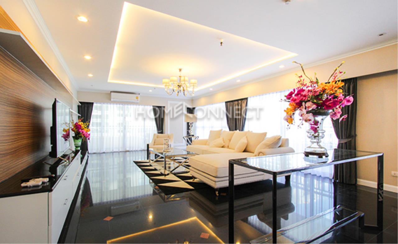 Home Connect Thailand Agency's Sathorn Park Place Condominium for Rent 1