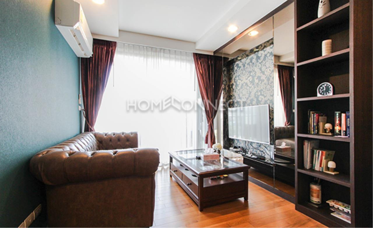 Home Connect Thailand Agency's Abstrack Phaholyothin Condominium for Rent 1
