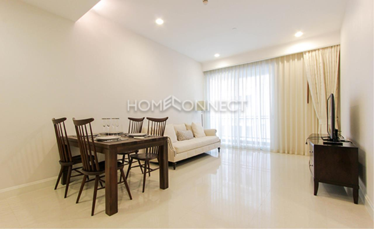 Home Connect Thailand Agency's Q Langsuan Condominium for Rent 1