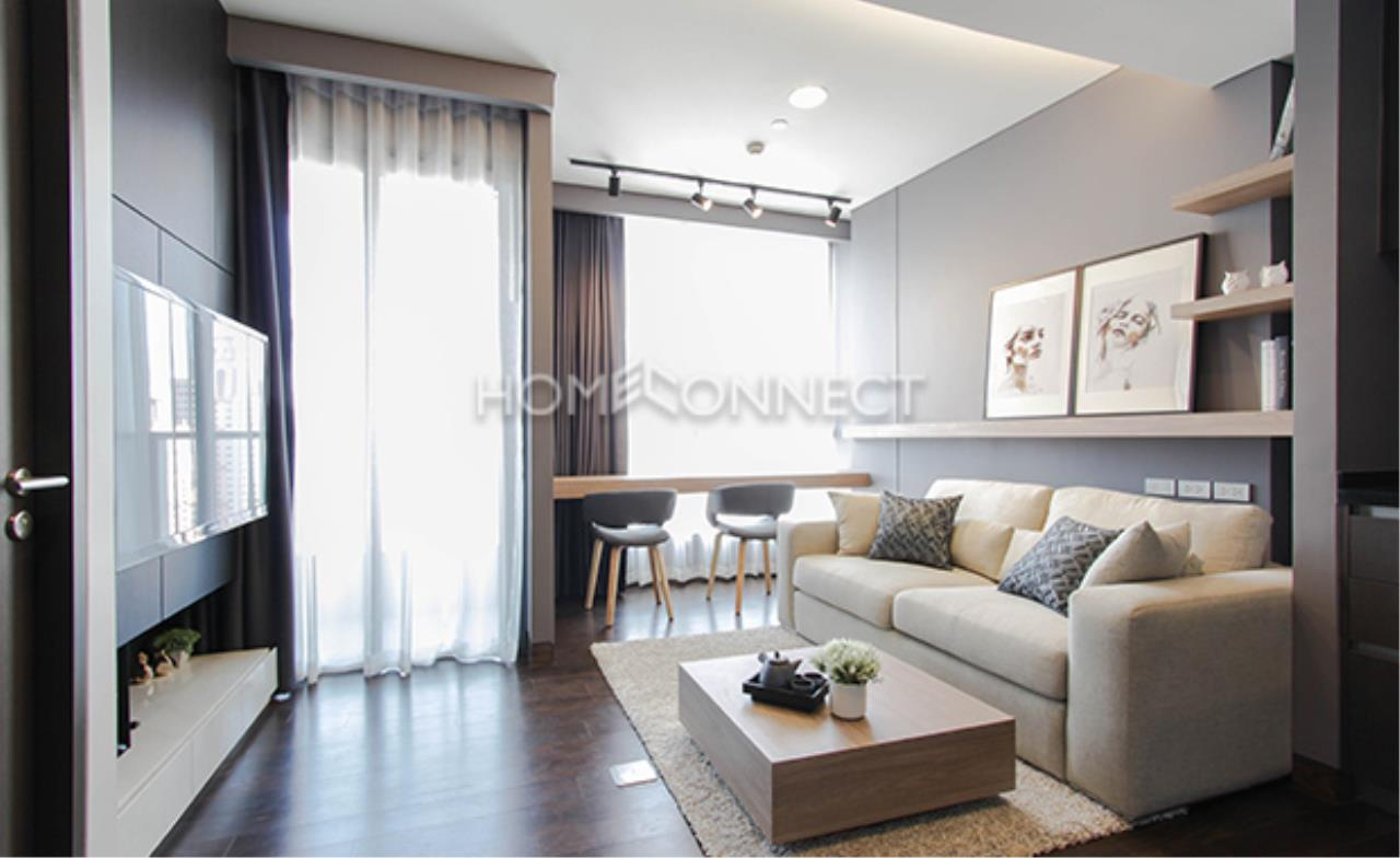 Home Connect Thailand Agency's The Lumpini 24 Condominium for Rent 1
