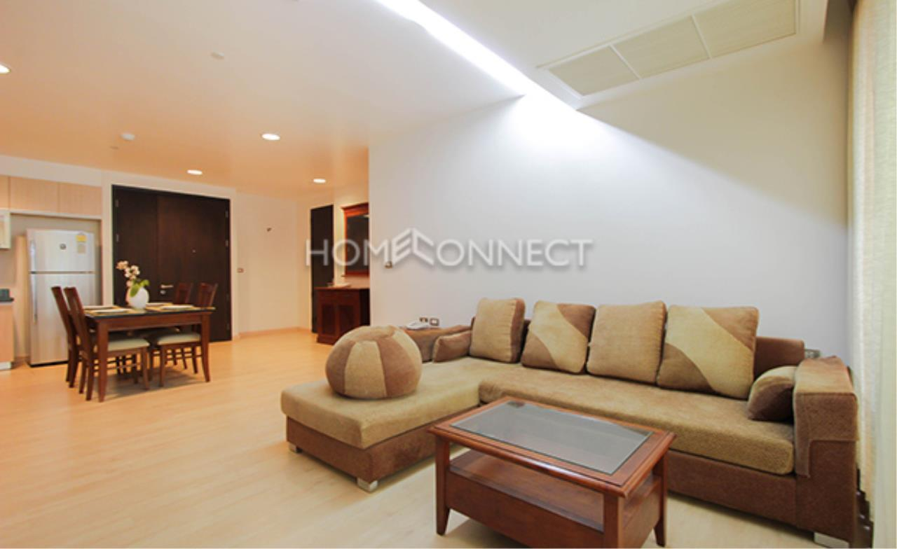 Home Connect Thailand Agency's The Pentacle Condominium for Rent 1