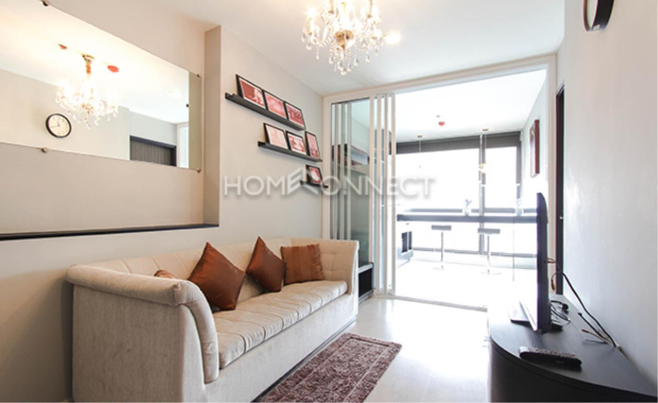 Home Connect Thailand Agency's Rhythm Sukhumvit 44/1 Condominium for Rent 1