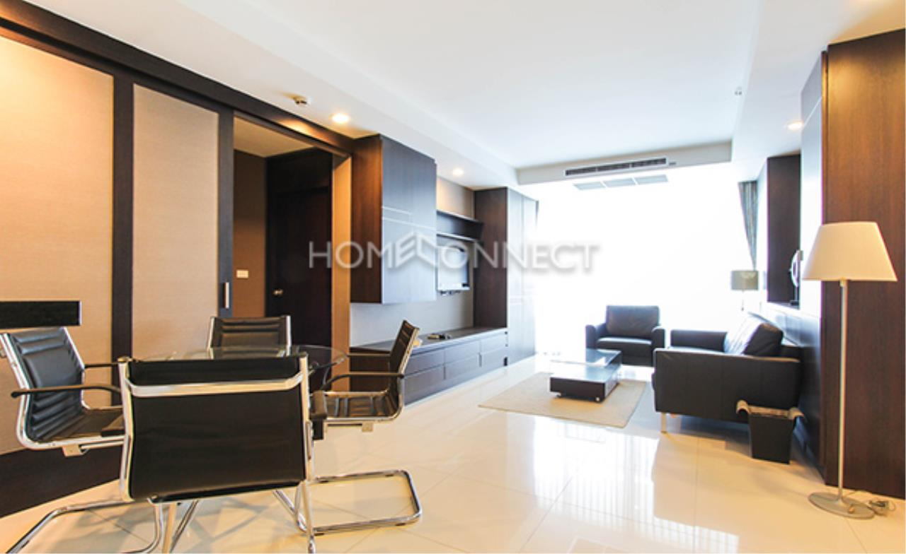 Home Connect Thailand Agency's The Rajdamri Condominium for Rent 1