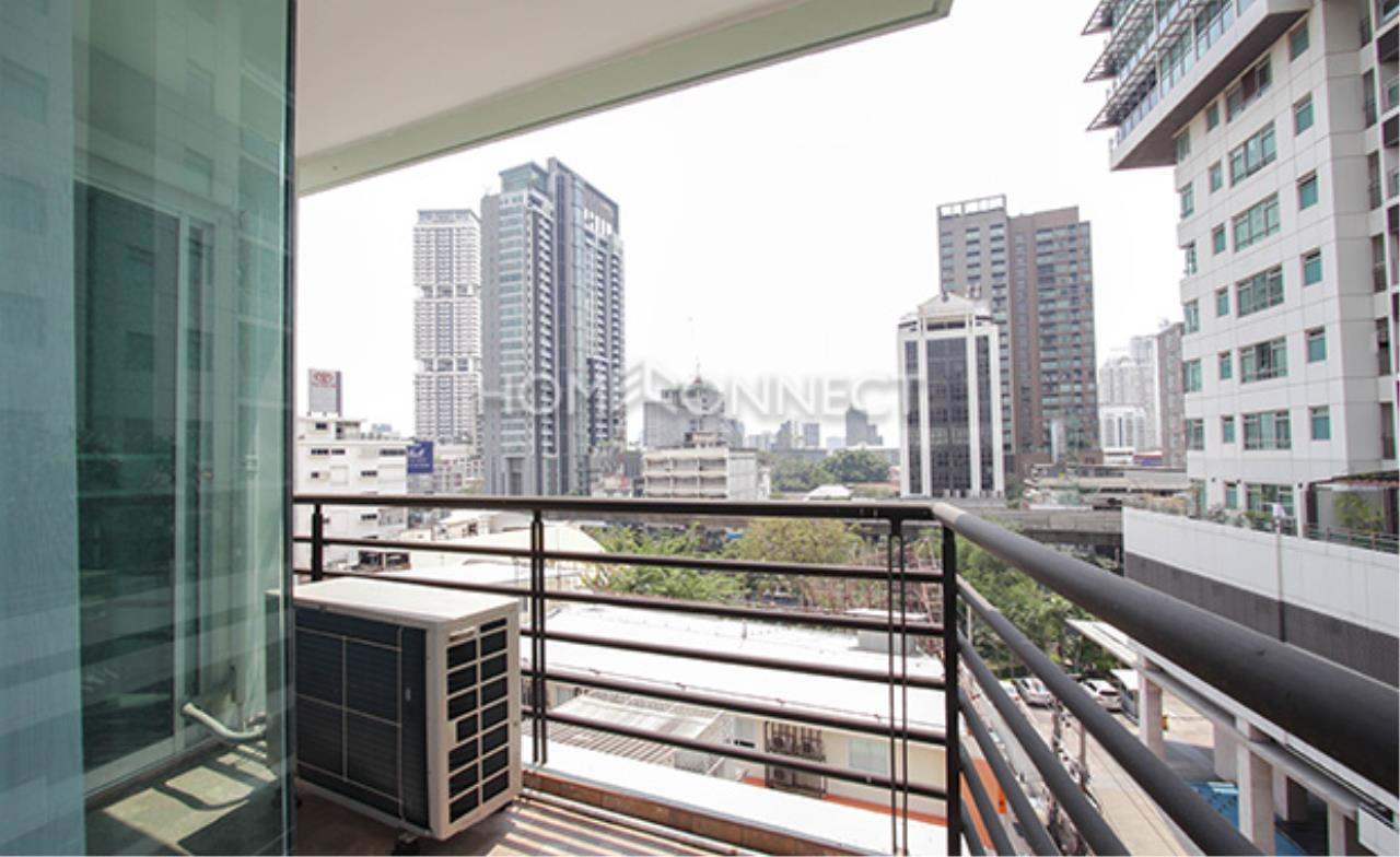 Home Connect Thailand Agency's Lumpini Suite Condominium for Rent 2
