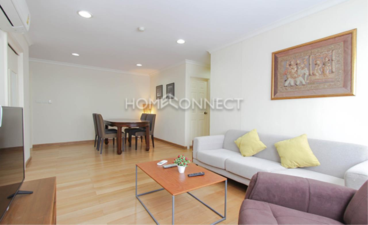 Home Connect Thailand Agency's Lumpini Suite Condominium for Rent 11