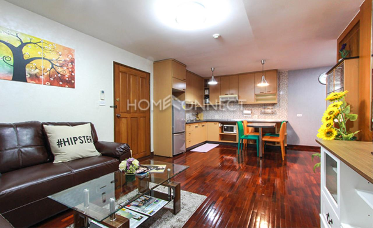 Home Connect Thailand Agency's Baan Chan Condominium for Rent 6