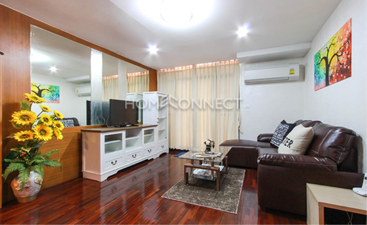 Home Connect Thailand Agency's Baan Chan Condominium for Rent 1