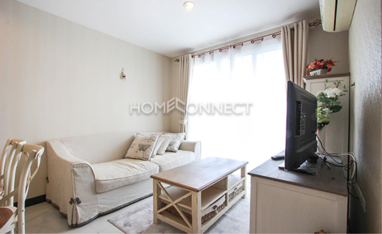 Home Connect Thailand Agency's Voque Sukhumvit 16 Condominium for Rent 1