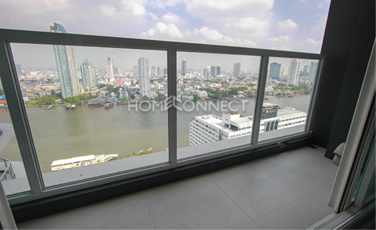 Home Connect Thailand Agency's Menam Residence Condominium for Rent 2