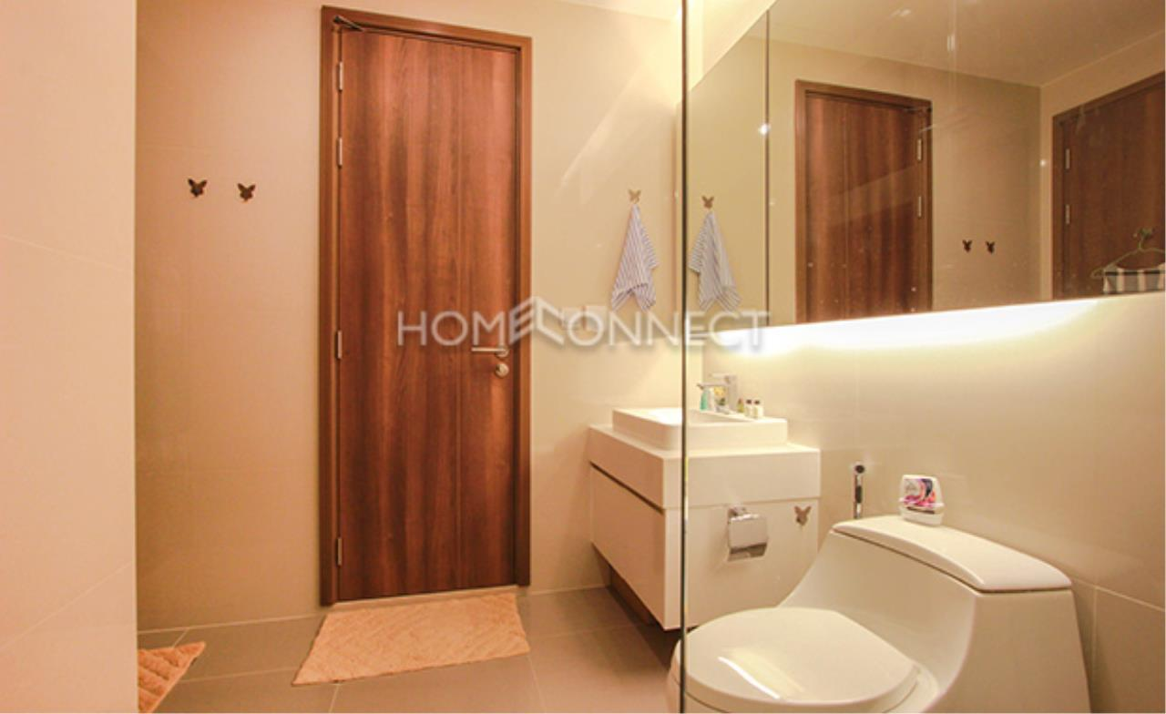 Home Connect Thailand Agency's Menam Residence Condominium for Rent 4