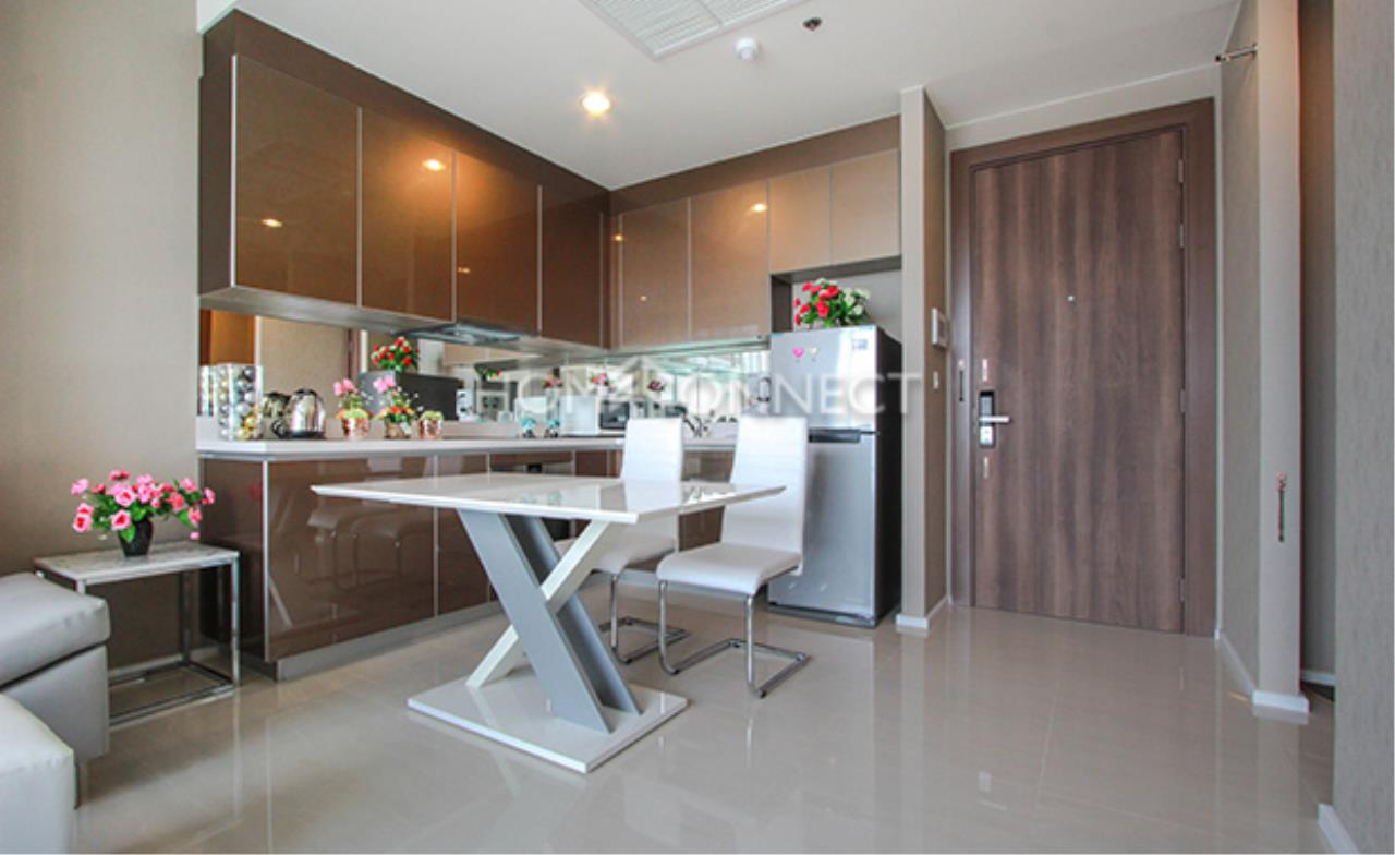 Home Connect Thailand Agency's Menam Residence Condominium for Rent 7