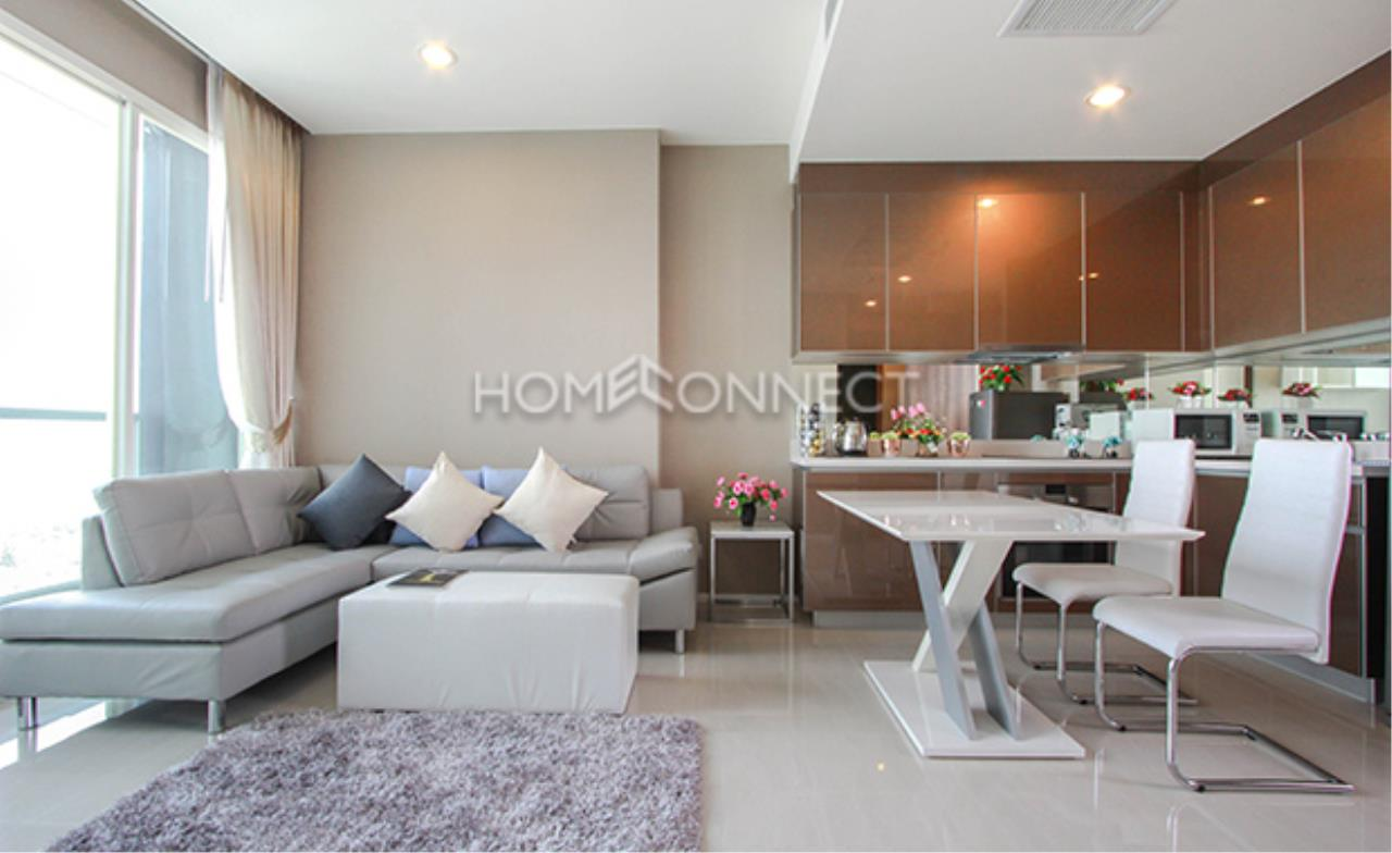 Home Connect Thailand Agency's Menam Residence Condominium for Rent 8
