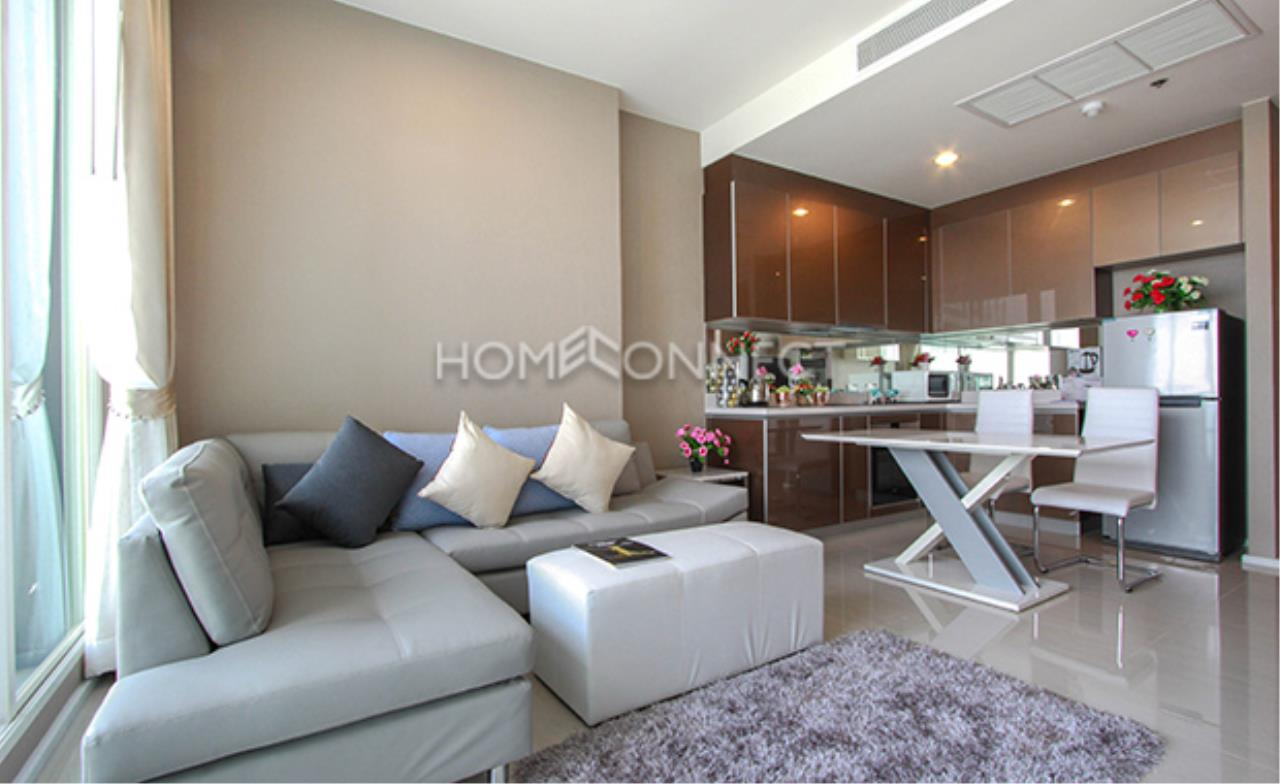 Home Connect Thailand Agency's Menam Residence Condominium for Rent 9