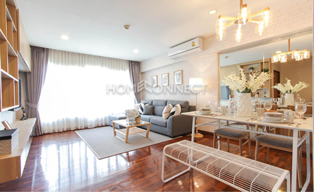 Home Connect Thailand Agency's Navin Court Condominium for Rent 8